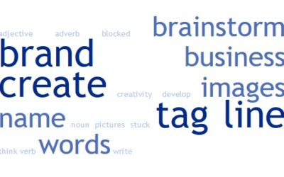 How to Develop a Creative Brand Name or Tag Line