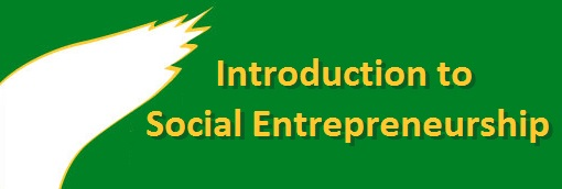 Intro to Social Entrepreneurship